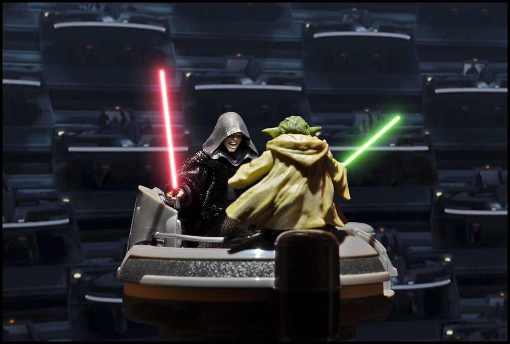 master yoda vs darth - photo #14
