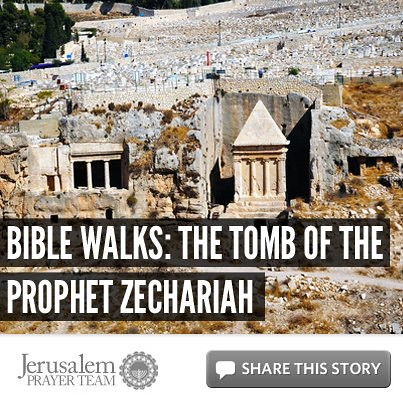 Zechariah: You Return to Me ... I'll Return to You!