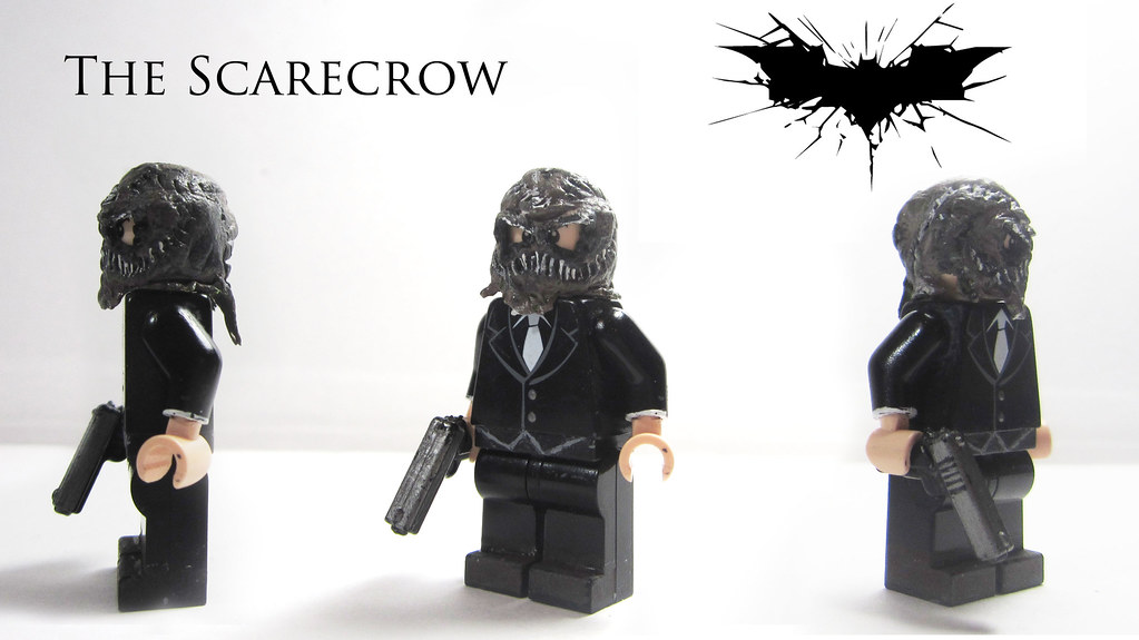 Scarecrow | From the Dark Knight trilogy. I'm really very ...