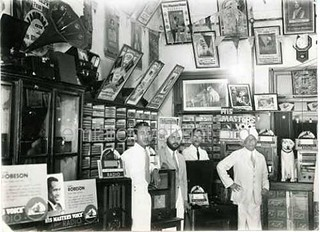 #hmv shop #kolkata 1946 - rare images from#EMIArchiveTrust #music #igers #photooftheday #india #heritage #culture | by EMI Archive Trust