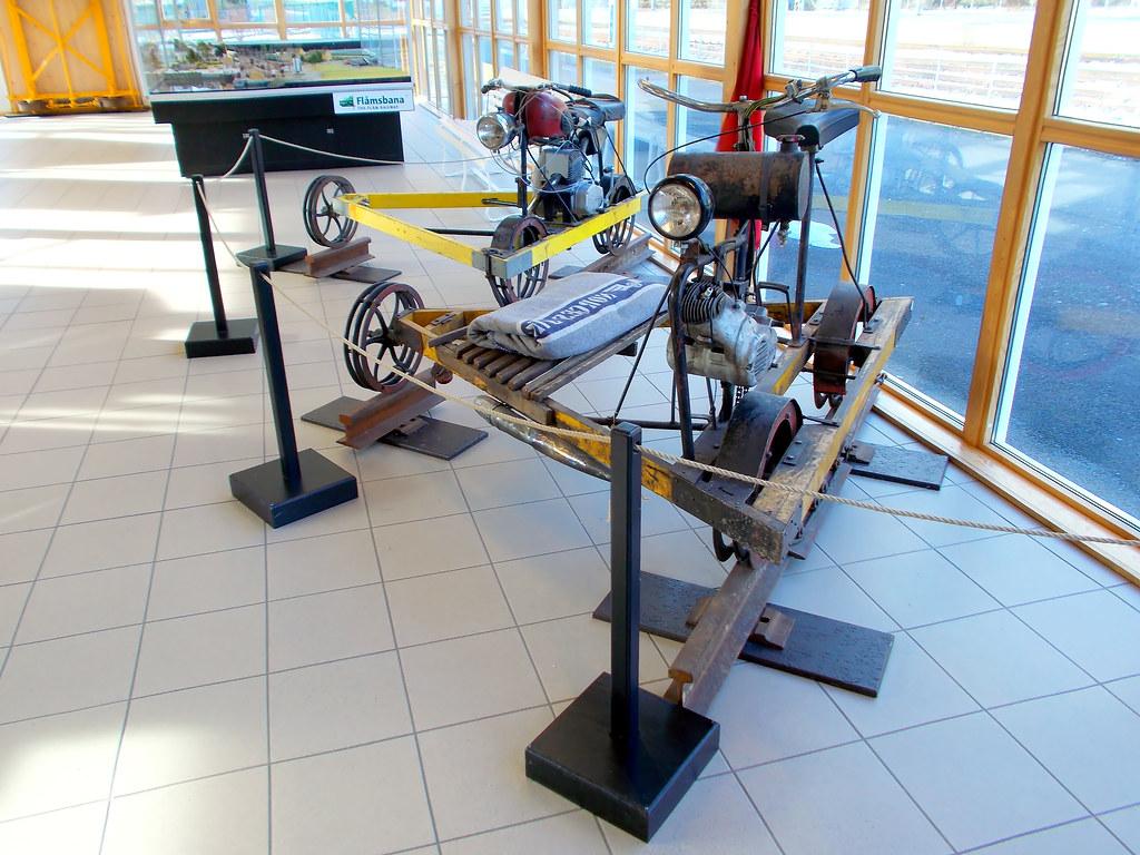 cool machines flamsbana railway museum norway irvine kinea flickr