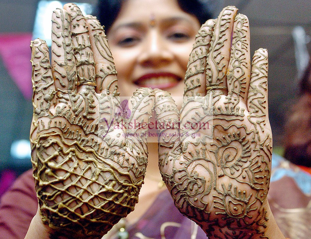 Bridal Mehndi In Chennai : Wedding mehandi chennai yaksheetasri is leading