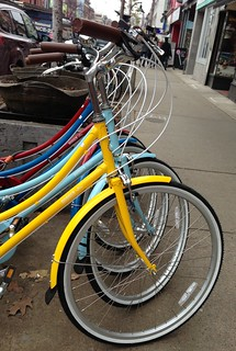 Coloured Bikes | by Quistian