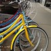 Coloured Bikes