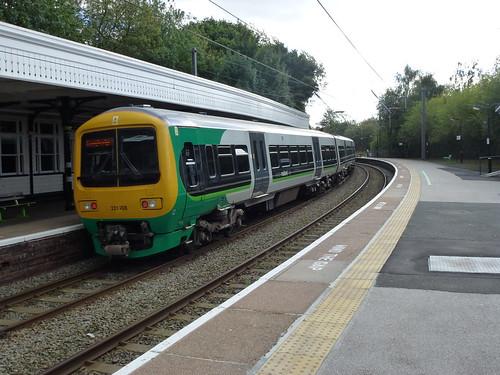 Sutton Coldfield Train Station Car Park Prices