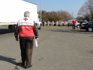 Truckloads of supplies, NY | by American Red Cross
