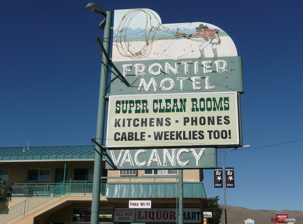 Motel  In Carson City