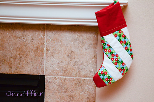 Christmas Stocking for hopeful threads | by Jenniffier