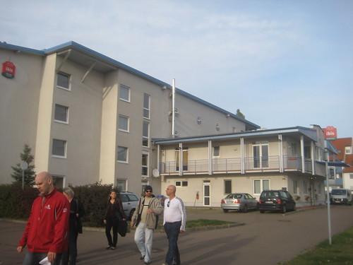 Hotel Ibis Leipzig City Handt Ef Bf Bdcher