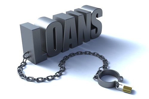 3D Shackled Loans | by ccPixs.com