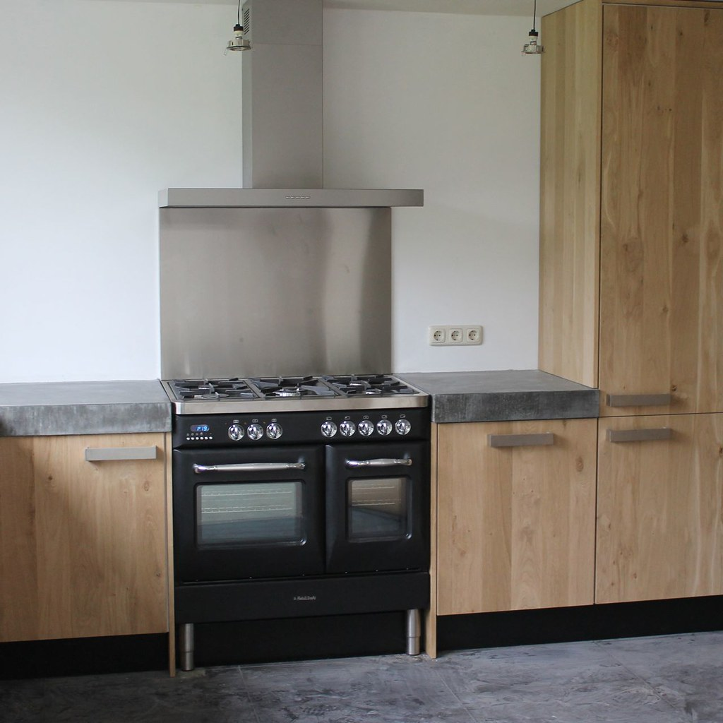 Houten Keuken Forum : Koak Design Massief eiken houten keuken met ikea keuken ka