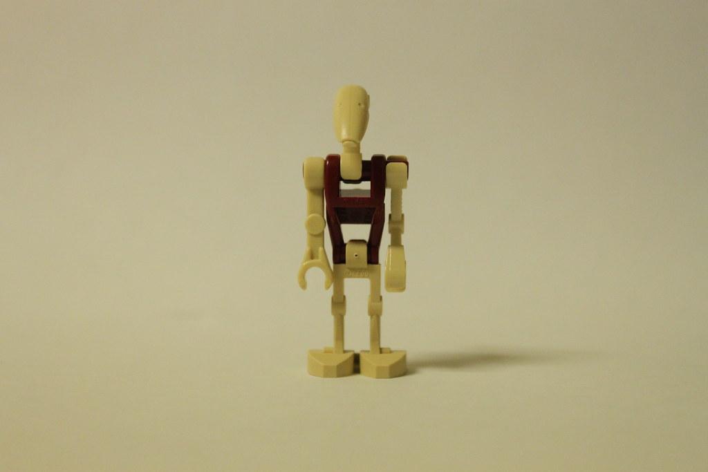 Lego Star Wars Battle Droid Secutity LEGO Minifiguren