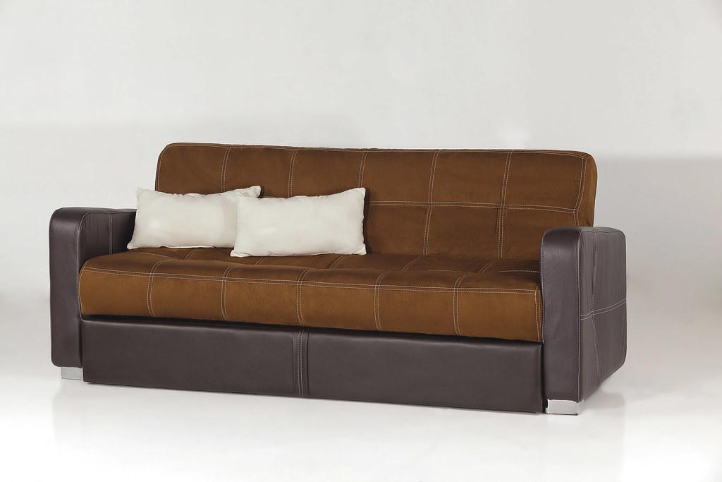 Sof cama tobara placencia muebles placencia muebles for Muebles la fabrica sofas cama