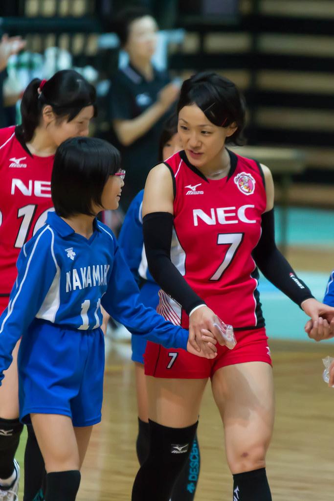秋山美幸選手 | 2012/11/24 V・...