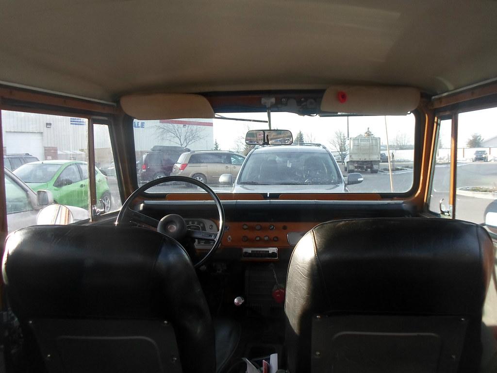 Toyota Land Cruiser Interior Dave 7 Flickr By