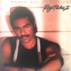 RAY PARKER JR.:WOMAN OUT OF CONTROL(JACKET A)