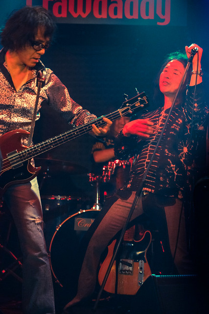 TONS OF SOBS live at Crawdaddy Club, Tokyo, 10 Sep 2016 -00201