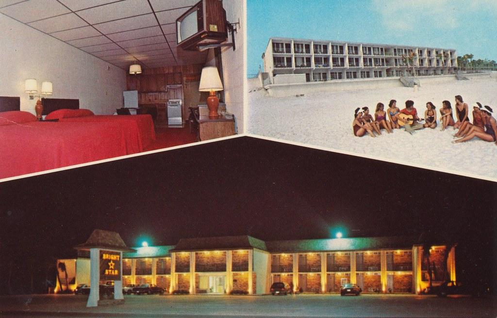 Bright Star Motel -  Panama City Beach, Florida