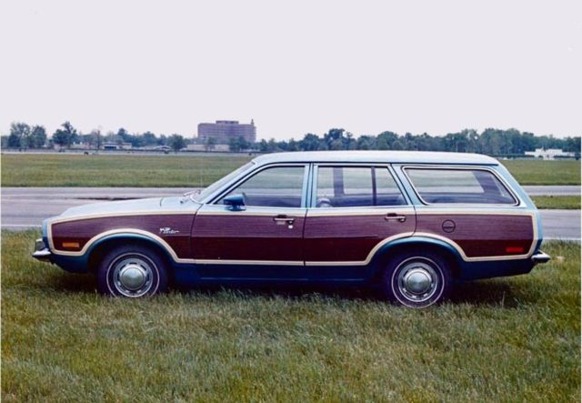 Wagon R Car >> Pinto 4 door Prototype | This is the first I have seen of th… | Flickr