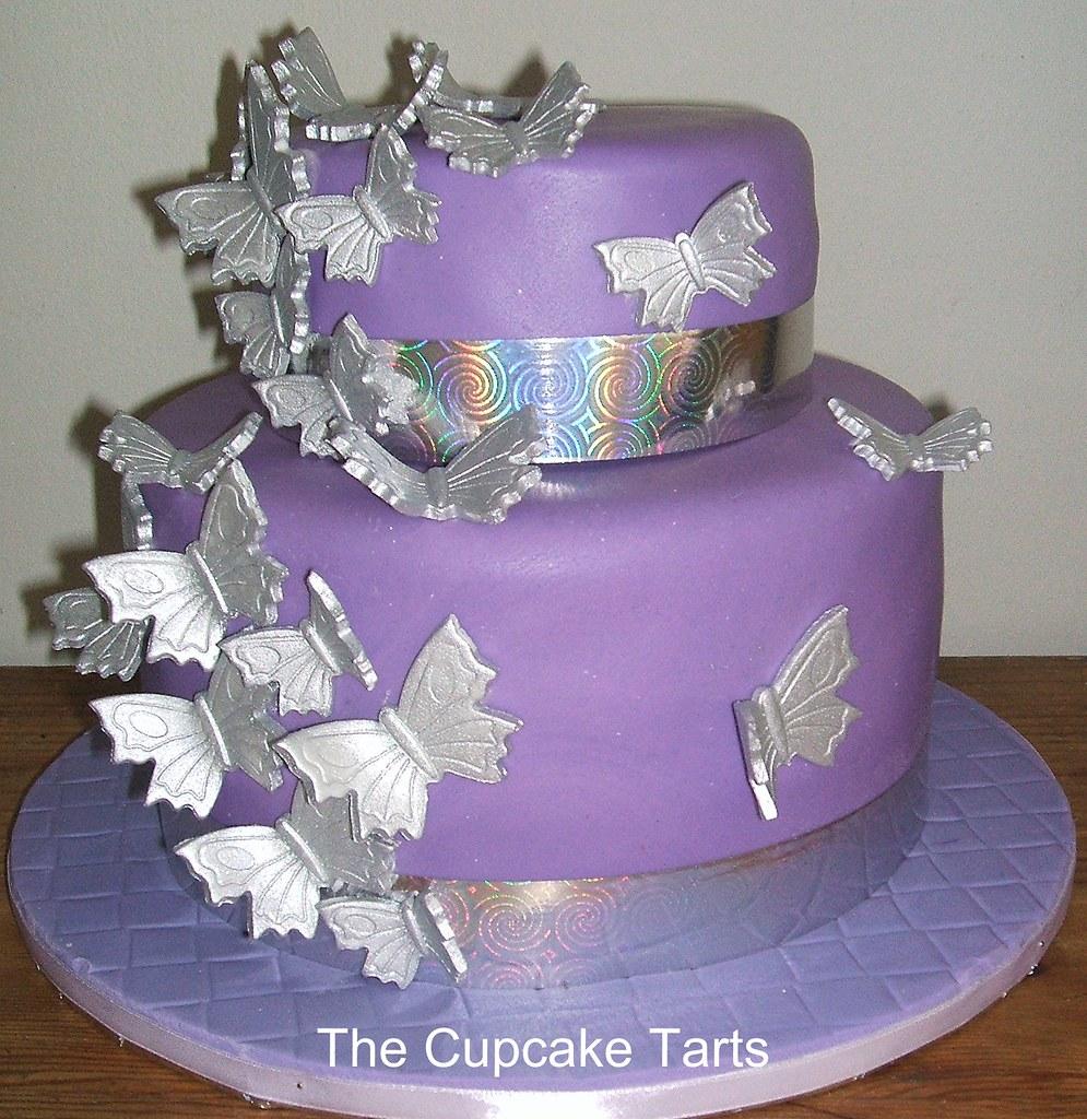 1 Floor Cake For 16 Birthday
