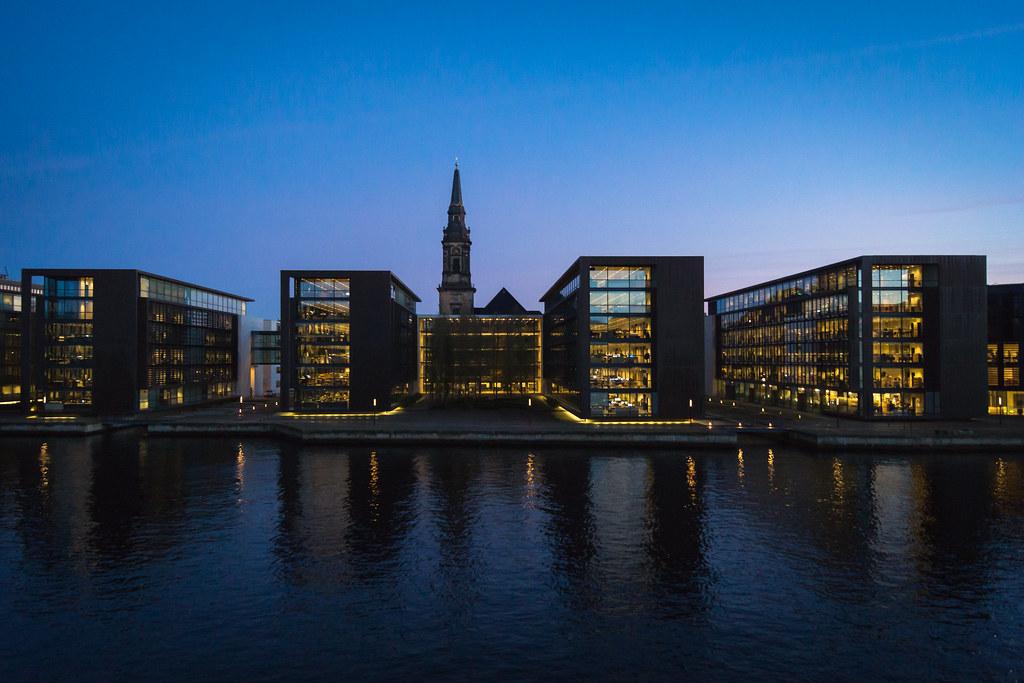 Copenhagen Waterfront,...