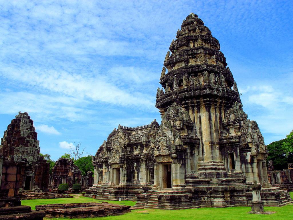 Khmer Empire Temples Khmer Temple in Phimai