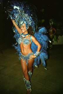Brazilian Dancer @ WANdisco IPO Party | by Greg McMullin