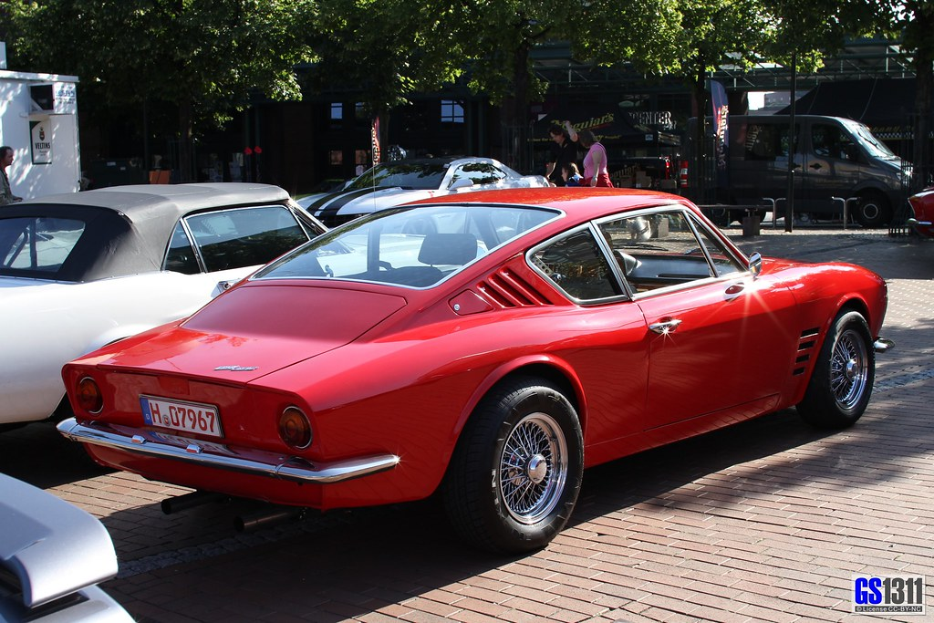 1967 - 1968 OSI-Ford 20 M TS Coupé | The Officine Stampaggi … | Flickr
