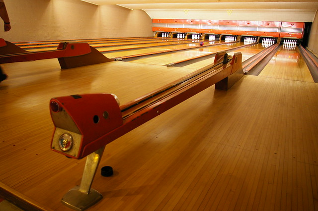 Margaretville Bowl by flickr user Watershed post, licensed by Creative Commons.