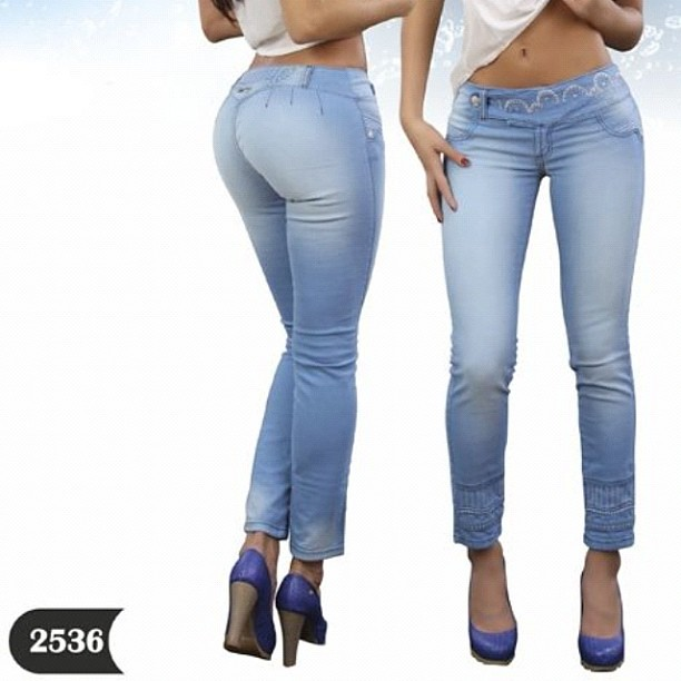 2d61f89887b We are located The Perfect Fit Colombian Jeans