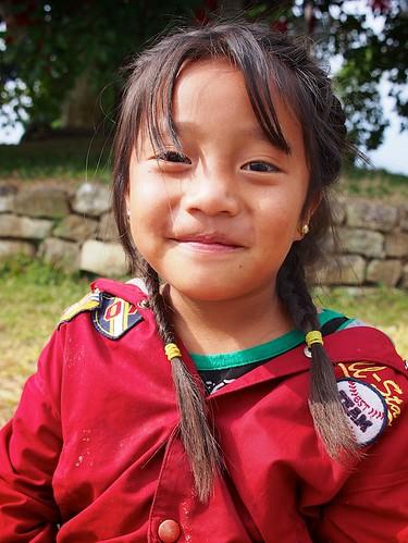 Bhutan College Girls