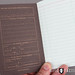 ITS Embossed Field Notes Traveling Salesman Edition 03