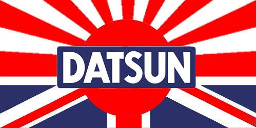 Datsun Logo Tommygoldy Flickr