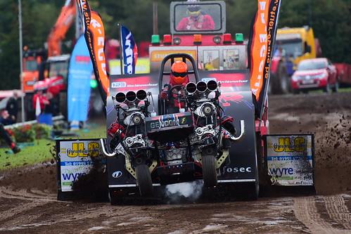 Berrier Boer, Double Screamin', European Tractor Pulling Championship, Great Eccleston 2016