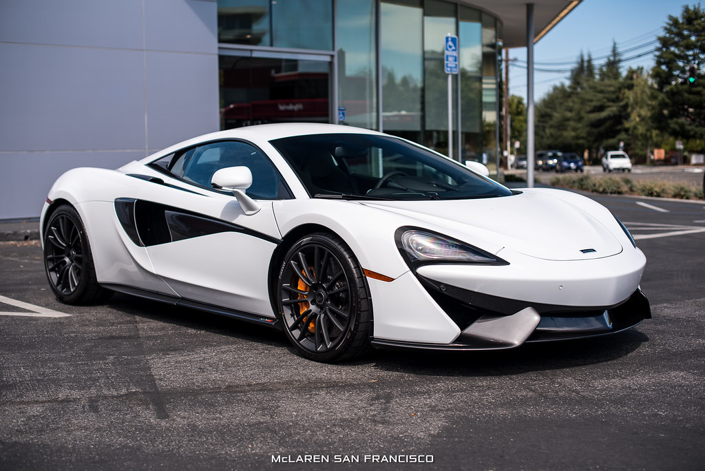 Silica White 570S 1086 | McLaren San Francisco | Flickr