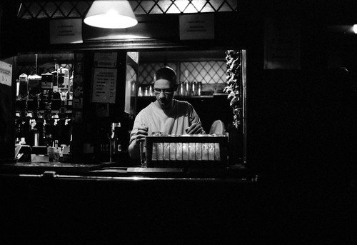 Barman At Work | by Greg McMullin