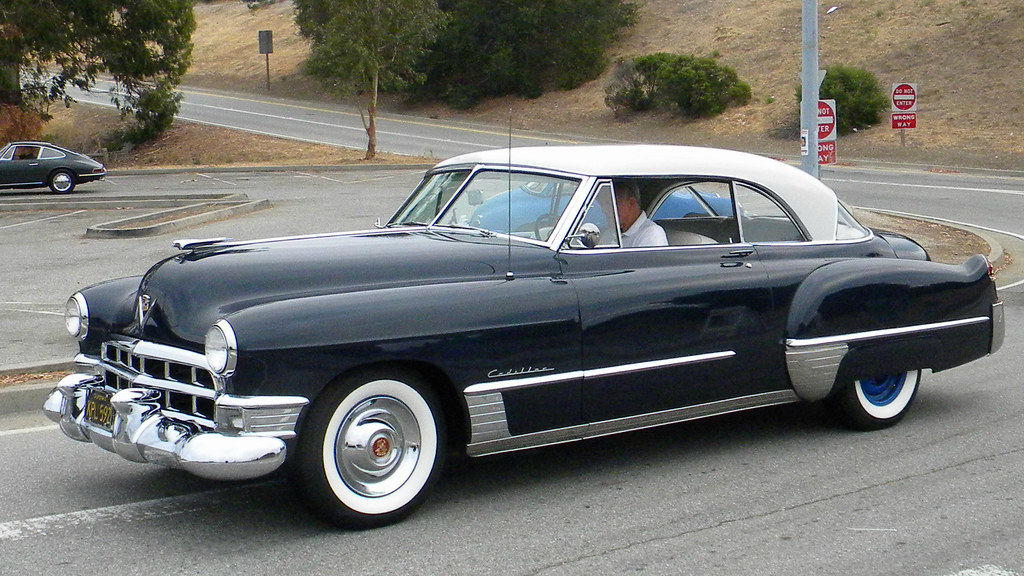 1949 Cadillac Coupe DeVille KPL 492 1  Photographed at th  Flickr