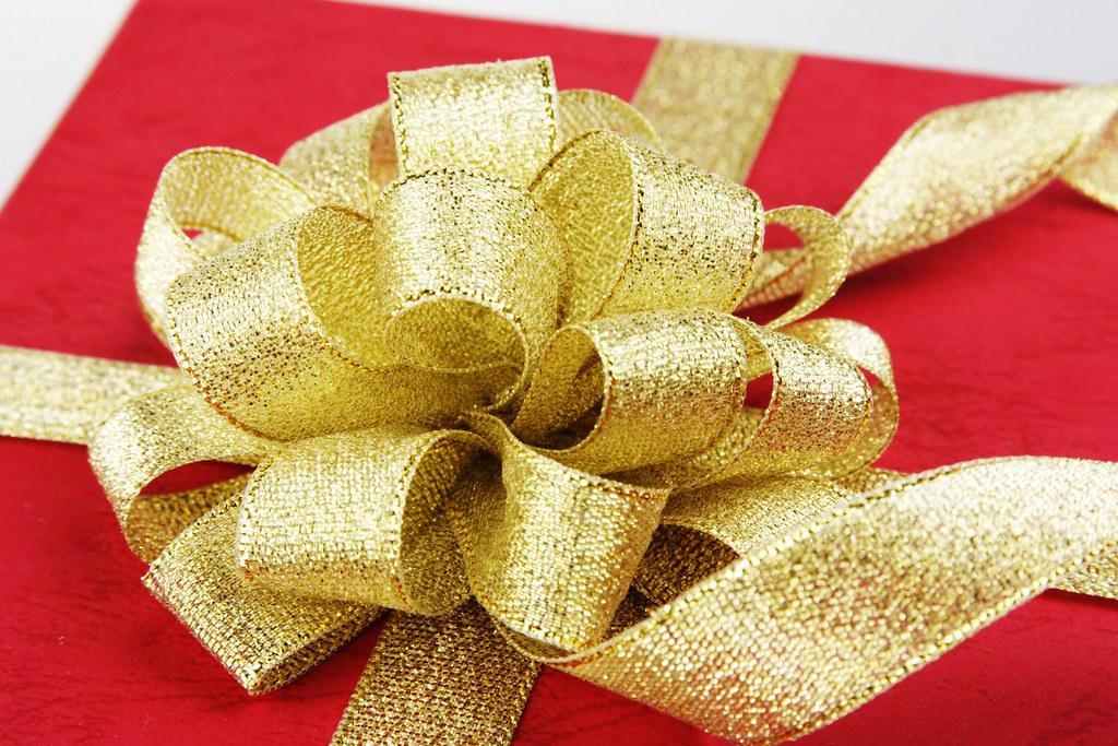 Christmas Craft Ribbons