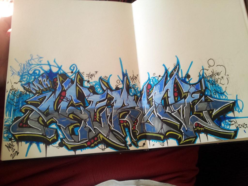 Blackbook Graffiti By Acer559 Blackbook Graffiti By Acer559