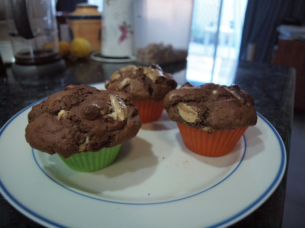 Double Chocolate Chip Zucchini Cake Recipe