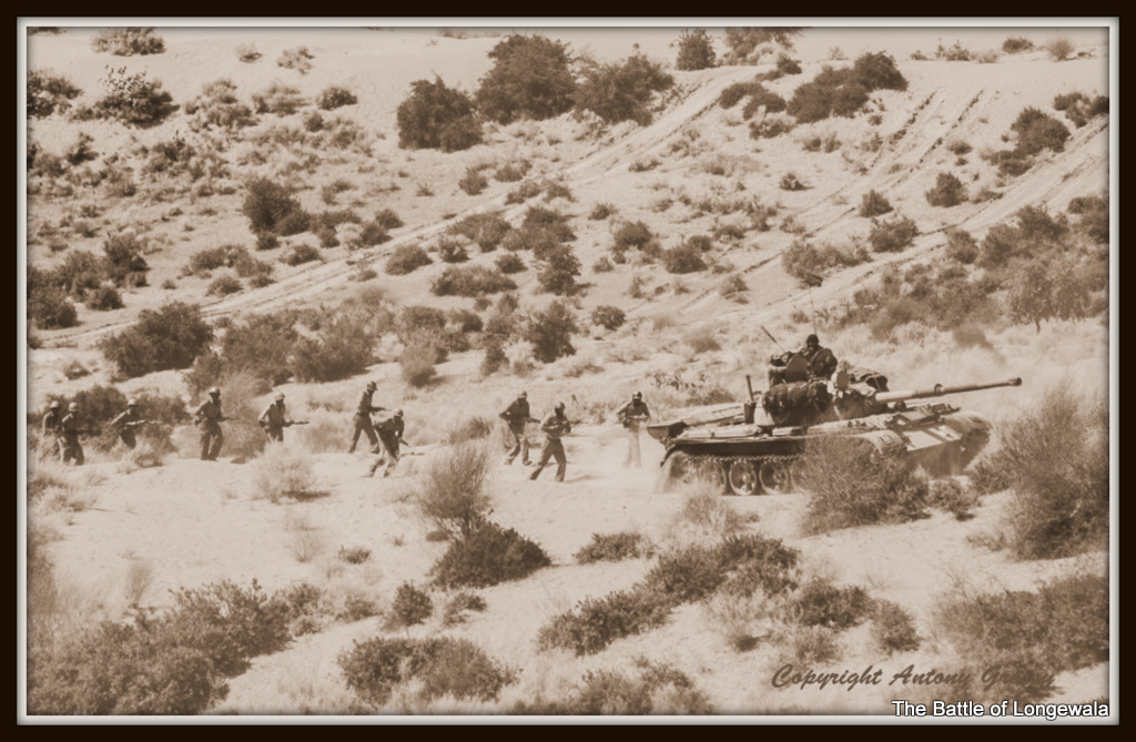 War Battle Of Longewala The Battle Of Longewala 4 To