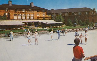 Ice rink sun valley idaho the open air olympic size ice flickr for Sun valley idaho swimming pool