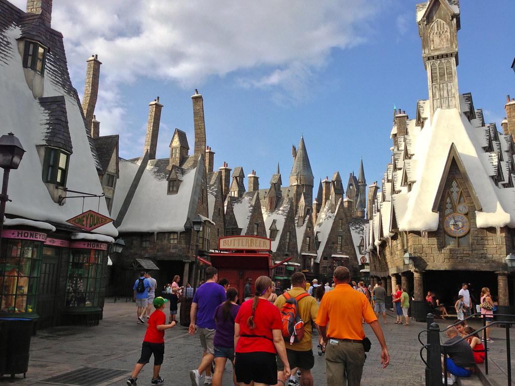 Universal Studios Orlando Islands Of Adventure Rides
