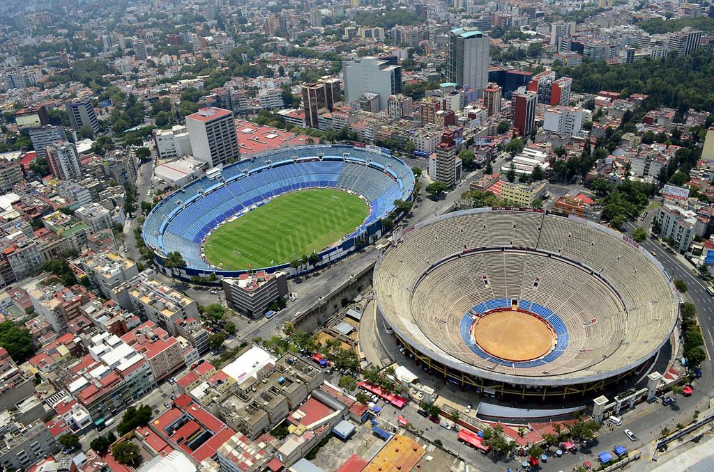 Bull Ring Mexico City
