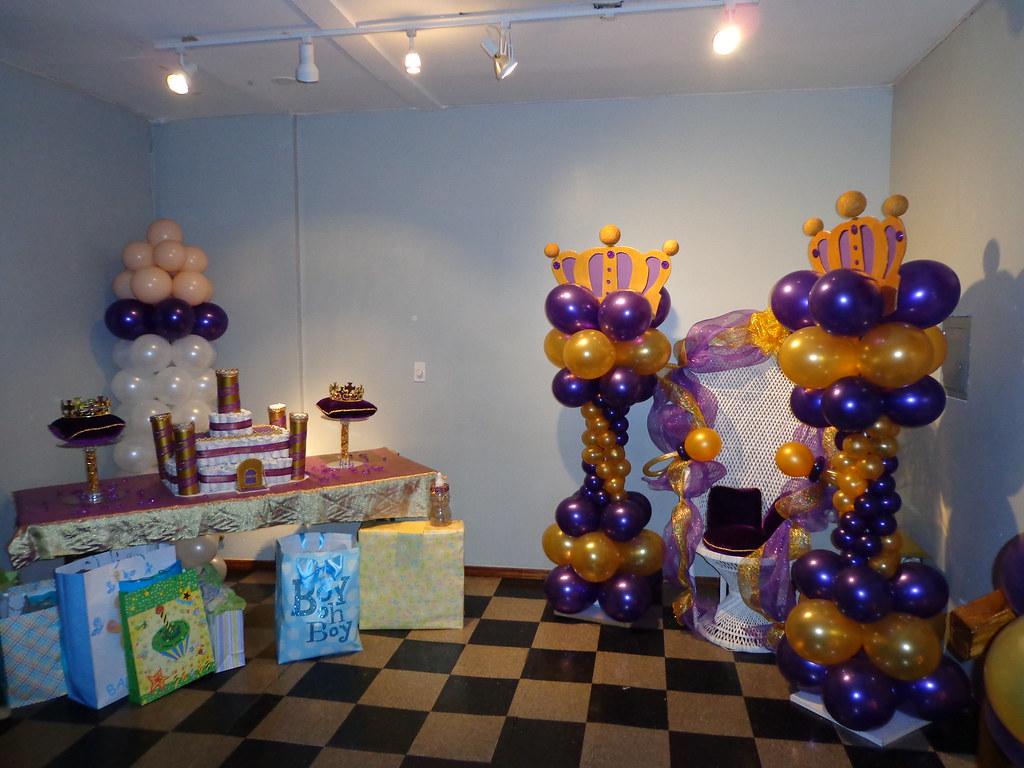 Royal Themed Baby Shower | Dream Team Events U0026 Decor Inc | Flickr