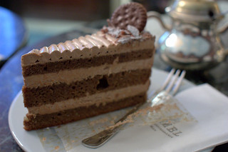 demel chocolate cake | by goodiesfirst
