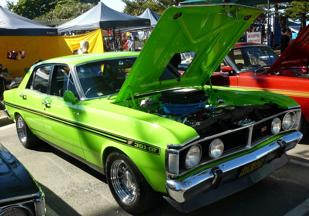 Fastest Car In The World >> AUSSIE MUSCLE CARS..2 | taken at wintersun..coolangatta.gold… | Flickr