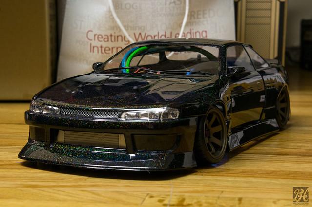 S14 Rc Drift Car Flickr Photo Sharing