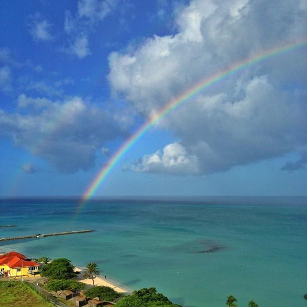 Good Morning Vietnam Z Rainbow : Good morning rainbow jared polin flickr