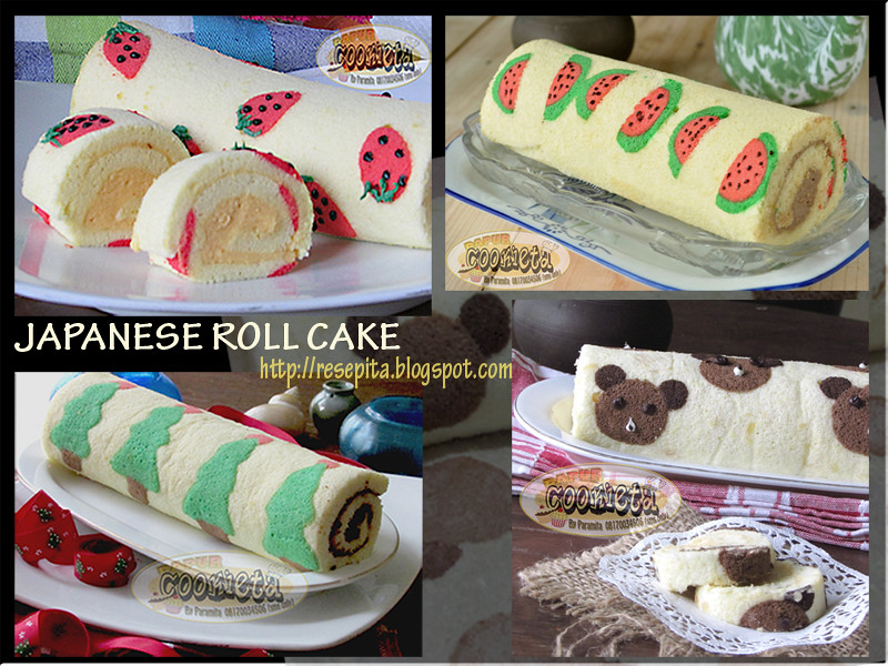 Roll Cake Cookie R